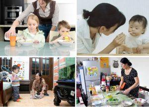 Giúp việc gia đình Đài Loan và arap xê út miễn phí